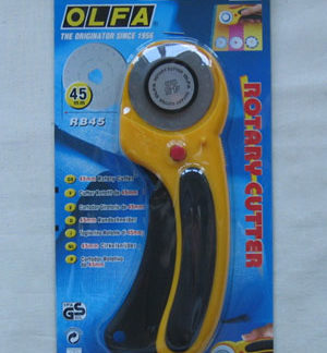 Olfa Deluxe Rotary Cutter - 45mm