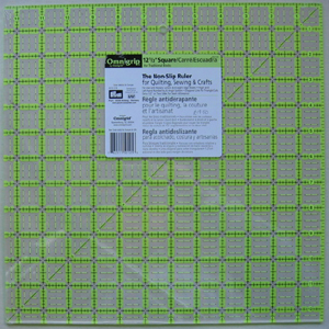 Frosted OLFA Square 12.5 x 12.5 inches