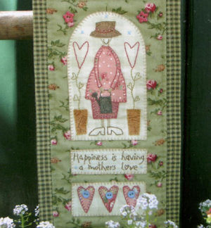 A Mother's Love Wall Hanging Pattern