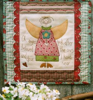 Beloved Angel Wall Hanging Pattern