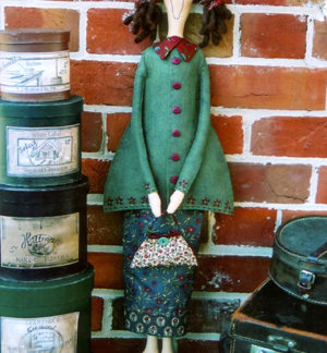 Kate Doll pattern