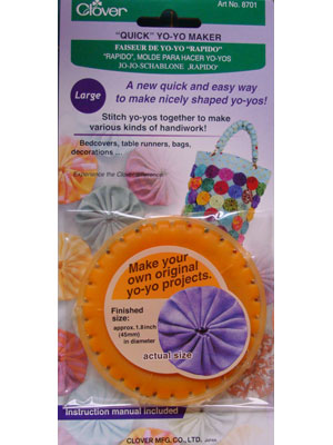 Clover Quick Yo-Yo Maker - Large