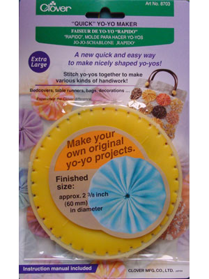 Clover Quick Yo-Yo Maker - Extra Large