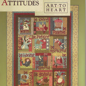 Be Attitudes book - Art to Heart