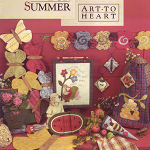 Easy Does It For Summer book - Art to Heart