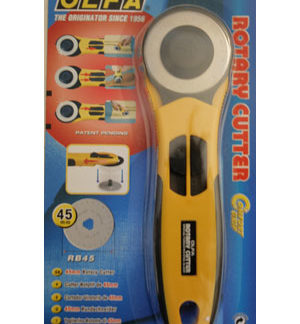 45mm Comfort Grip Rotary Cutter