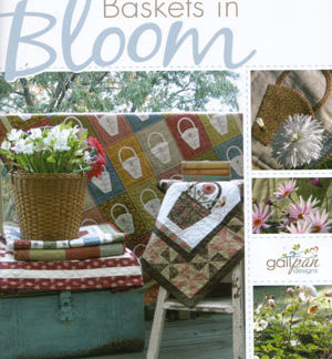 Baskets in Bloom Book