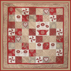 Provence Quilt Pattern
