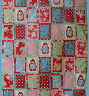 Matryoshka Quilt Pattern