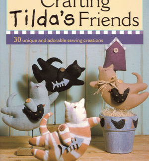 Crafting Tildas Friends Book