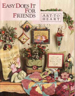 Easy Does It for Friends Book