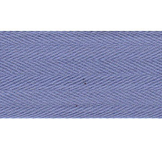 Lavender Blue Bunting Tape - 30mm wide