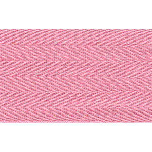 Pale Pink Bunting Tape - 30mm wide
