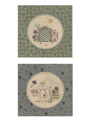 In Full Bloom Block of the Month Set