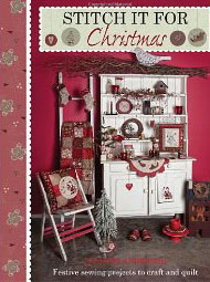 Stitch It for Christmas book by Lynette Anderson