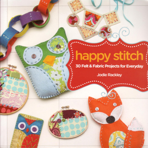 Happy Stitch book
