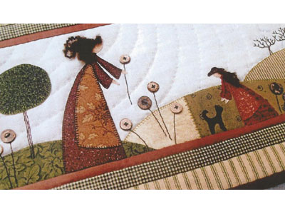 In The Country Quilt