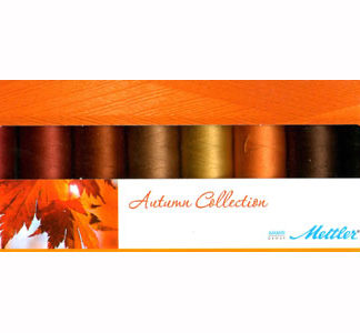 Mettler Silk finish Autumn Collection Set of 8
