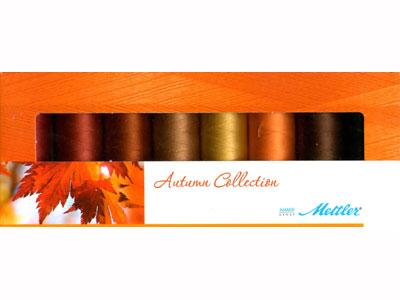 Mettler Silk finish Autumn Collection Set of 8