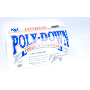 Polydown King Size - Polyester Wadding