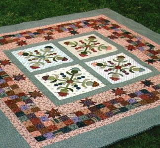 Cotton Thistle Baltimore quilt pattern