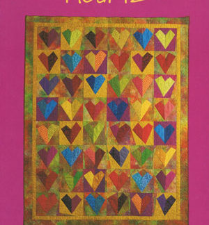 Heartz Quilt pattern