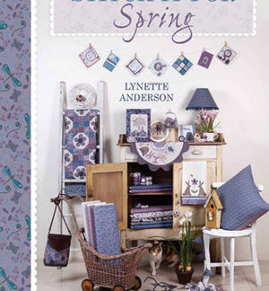 Stitch it for Spring book