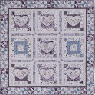 Woodland Secrets Block of the Month Set