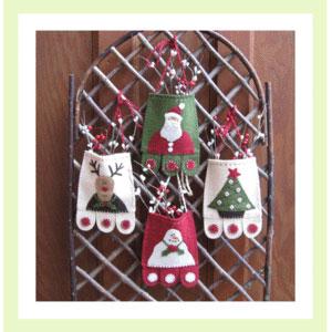 Holiday Cheer Kit & Pattern