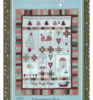 Christmas Fun Block of the Month