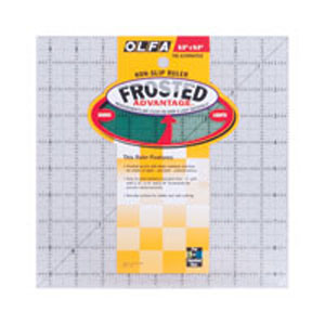 Olfa Advantage Frosted Square 9.5 x 9.5 inches