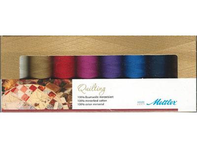 Mettler Quilting Thread set