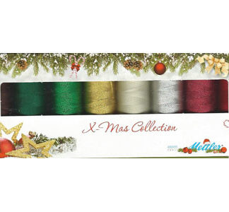 Mettler Threads X-mas Collection
