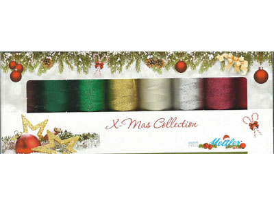 Mettler Threads X-mas Collection