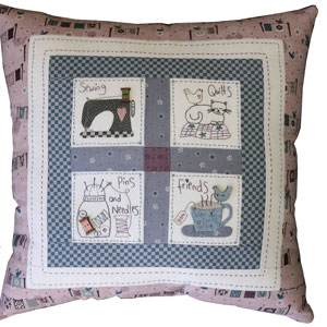 Cushion & Pincushion Patterns