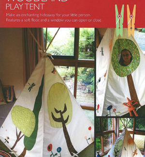 Woodland Play Tent pattern