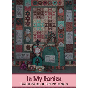 In my Garden by Natalie Bird