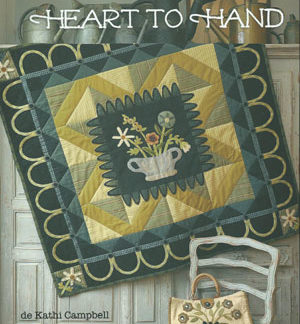 Heart to Hand book by Kathi Campbell