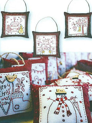 Sweet Christmas Ornaments