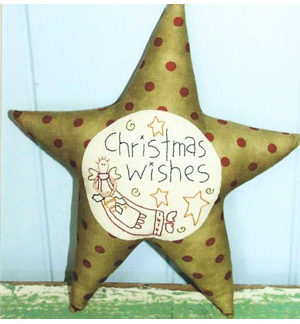 Christmas Wishes pattern kit