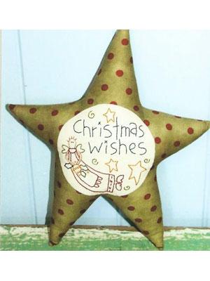 Christmas Wishes pattern kit