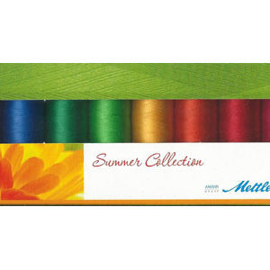 Mettler Silk Finish Summer Collection of 8