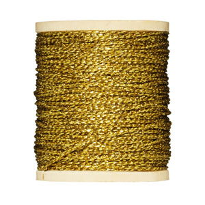 Golden String on Spool - 60m