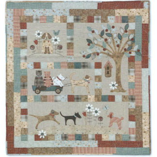 A Dogs Life Block of the Month