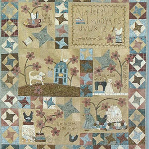 Stitched By Me Block of the Month
