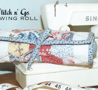 Stitch'n'go Sewing roll