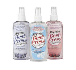 Mary Ellen's Best Press 6 fl oz -  Linen Fresh Scent