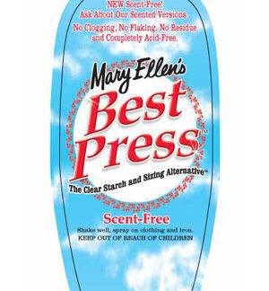 Mary Ellen's Best Press Scent Free 16.9 fl oz