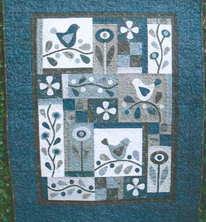 Meadowlark quilt pattern