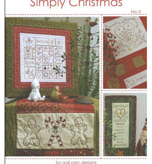 Simply Christmas No 3 by Gail Pan
